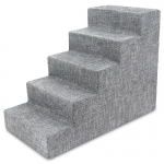 Stairs - Gray Linen