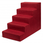 Stair - Brick Red
