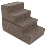 Stairs - Brown Linen foldable