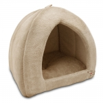 Coral Fleece Tent - Tan