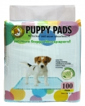 Blue Value Pack Puppy Pads - (4 Boxes/Carton)