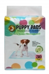 Blue Value Pack Puppy Pads - (6 Packs/Carton)